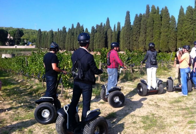 segway wine tour